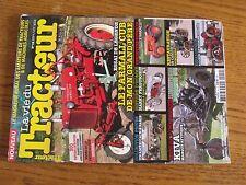 $$$ Revue Vie du tracteur N°12 Farmll CubVendeuvre Super DDKivaCase 10-18