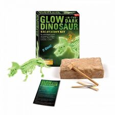 Children's Dig & Discover, Assemble & Mould Glow-in-the-dark Dinosaur Craft Kit!