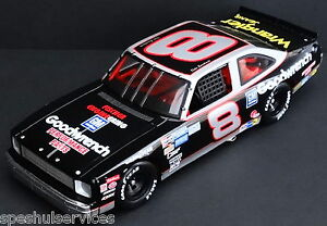 Dale Earnhardt, Sr. #8 GMGW Parts Wrangler 1:24 ELITE 1987 Chevy Nova 34/2304