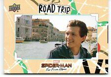 Spider-Man Far From Home ROAD TRIP Insert Card RT-25 / ENJOYING THE SCENERY SP