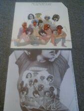 THE ROLLING STONES - METAMORPHOSIS LP + T-SHIRT OFFER INNER EX!!! U.S ABKCO ANA1