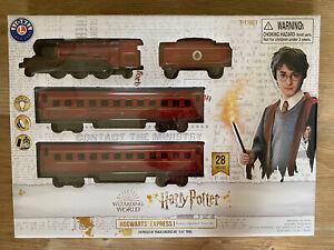 NEW Lionel Harry Potter Hogwarts Express Battery-Powered Train Set QUICK SHIP
