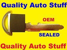 SEALED OEM Mazda PROX Emergency Smart Key Blade D6Y1-76-2GXC WAZX1T KR55W WAZSKE