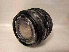 Vivitar 28mm f2.8 MC Wide Angle Lens 28/2.8 Canon FD #944 READ*