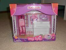 New, My Life As Mini Ballet Studio, For The Mini My Life Dolls