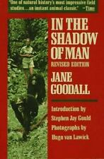 In the Shadow of Man by Goodall, Jane