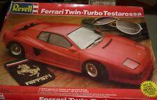 Revell Ferrari Twin Turbo Testarossa 1:16 Model Car Mountain
