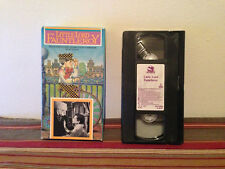 Little Lord Fauntleroy (VHS) Tape & sleeve