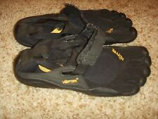 Vibram Fivefingers KSO Black Sport Shoes M148 Mens Size 41