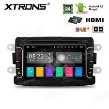 "AUTORADIO 7"" Android 7.1 Quad Core 2gb Dacia Duster Logan Sandero Lodgy Renault"