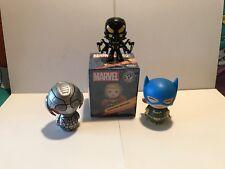 Funko Dorbz Lot Ultron Catwoman Yellowjacket Captain Marvel Mystery Minis Toys
