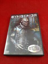 Rare Creature Sci Fi Movie Syngenor Dvd Hr Giger Alien inspired Monster