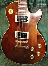 """1977 Gibson Les Paul Standard with original """"Chainsaw"""" case"""