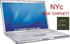 MACBOOK PRO A1226 A1260 A1261 A1286 LOGIC BOARD REPAIR NEW VIDEO CHIP INSTALL