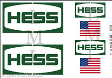 HO SCALE CUSTOM MODEL TRUCK TRAIN LAYOUT DECALS HOHSS1