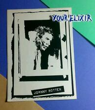 JOHNNY ROTTEN SEX PISTOLS Vinyl SKATEBOARD HELMET BIKE Sticker