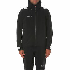 SLAM WIN-D 3 Coastal Jacket Segeljacke Regenjacke Sport wasserdicht schwarz M
