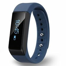 EFOSHM BLUE Wireless Activity and Sleep Monitor Pedometer Smart Fitness Tracker