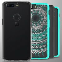 For OnePlus 5T Case Hard Back Bumper Shockproof Slim Phone Cover