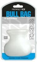 Bull Bag Ball Stretcher 1.5in Clear Adult Sex Toy Dildo Dong Clear