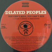 """DILATED PEOPLES """"YOU CAN'T HIDE, YOU CAN'T RUN"""" 2006 VINYL 12"""" PROMO *SEALED*"""