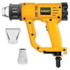 DeWalt 1800W Heat Gun with 240V Dual Air Flow Dual air flows 1 NEW