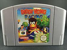 Diddy Kong Racing - Nintendo 64 Game - N64 PAL Preloved - Cartridge VGC