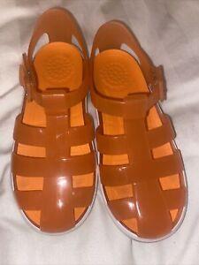 Orange Igor Jelly's Size 32 In Excellent Condition