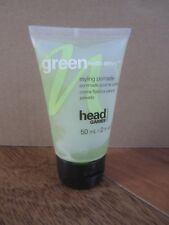 1 X Graham Webb Head Games Green With Envy Styling Pomade Gel 2 fl oz / 50 ml