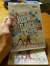 Wii Just Dance 2019 BRAND NEW FACTORY SEALED
