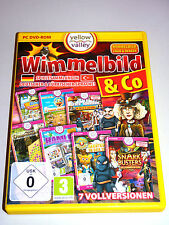 WIMMELBILD & CO PC DEUTSCH und TÜRKISCH Wimmelbild 7 Spiele Set Collection