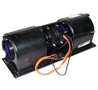 AC Blower Assembly 12v Universal 3 Speed 223 cfm Barrel Fans