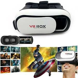 Classic universal shock 3D 2.0 VR Glasses headset and Bluetooth remote control
