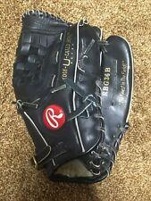 "New listing Rawlings RBG36B 12.5"" Ken Griffey Jr. Black Leather Baseball Glove RHT"