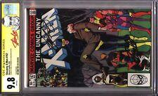 Uncanny X-Men 167 CGC 9.8 2x SS Stan Lee + Claremont RED Signature Series Label