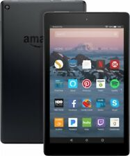 "Amazon Kindle Fire HD 8 Tablet Alexa 32GB pantalla 8"" Wi-Fi E-Book Lector negro G"