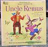 Vintage 1963 Song Of The South Walt Disney's Uncle Remus Vinyl LP Record