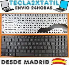 TECLADO PARA PORTATIL ASUS X540L EN ESPAÑOL SIN MARCO NEGRO