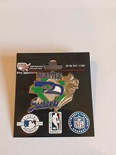 SEATTLE SEAHAWKS    PIN NFL metal pin badge [D]  321