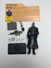 GI Joe Cobra Resolute Figure Lot 2010 BBTS Exclusive Destro