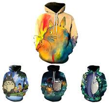 My Neighbour Totoro 3D Print Pullover Hoodie Men/Women Sweater Sweatshirts Tops