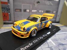 PORSCHE 911 934/5 934 Big Wing #93 Whittington Andial Daytona 1979 UMBAU 1:43
