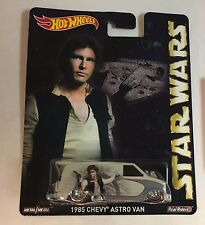 1985 Chevy Astro Van Han Solo * Hot Wheels * Star Wars Pop Culture * F9