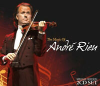 André Rieu : The Magic of Andre Rieu CD 2 discs (2010) FREE Shipping, Save £s