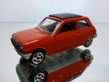 NOREV RENAULT 5 1972 - RED 1:43 - EXCELLENT - 3