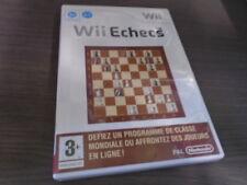 pour nintendo wii Wii Echecs