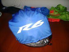 MOTORCYCLE HELMET BAG MICROFIBER R6 HELMET BAG CARRY HELMET DUFFLE YAMAHA R6