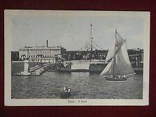 ZARA Croazia Porto viaggiata, animata, anni 20 #11360