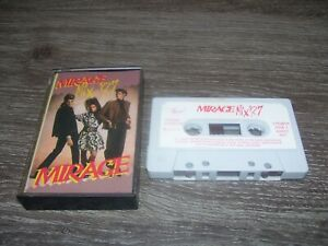 Mirage - Mix '87 1987 * TAPE Cassette Holland printed 1988 *