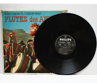 Flutes des Andes Los Incas LP Vinyl Record 6332 063 Made in France 1960s
